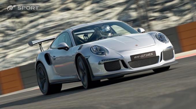 GT Sport: Анонс автомобилей Porsche