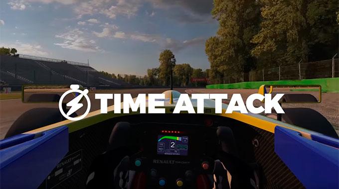 iRacing: Анонс режима соревнований – Time Attack