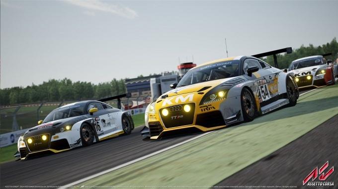 Assetto Corsa: Подробности обновления 1.14