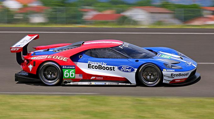 iRacing: Анонс автомобилей Ford GT-LM и Ferrari 488