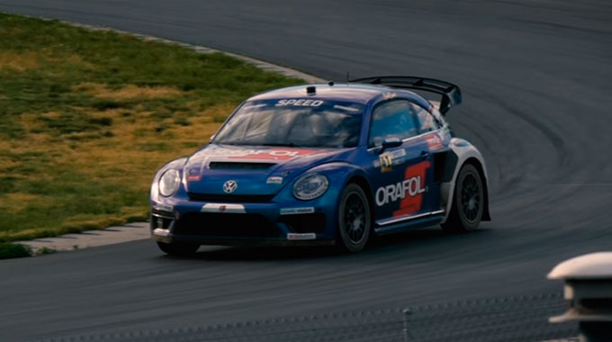 iRacing: Анонс автомобиля Volkswagen Beetle GRC