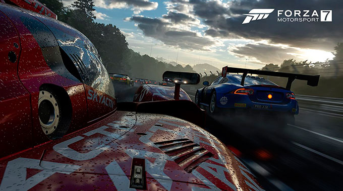 Forza Motorsport 7: Подробности с выставки E3 2017