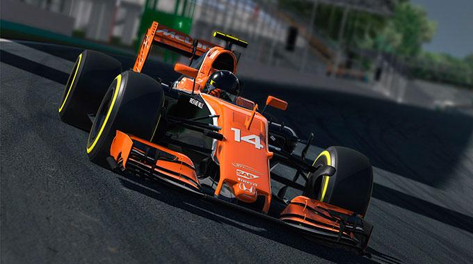 iRacing: Получи шанс на карьеру в McLaren