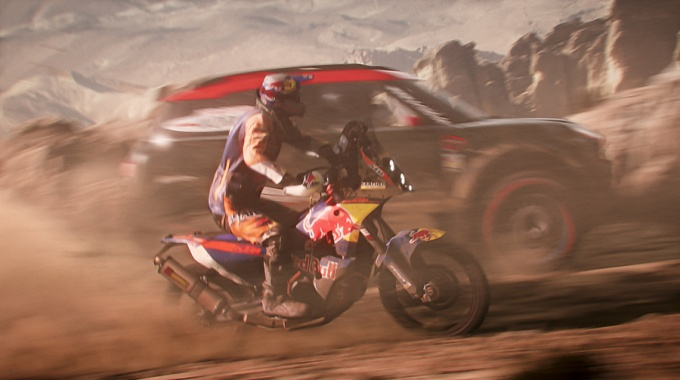 Dakar '18: Анонс симулятора легендарного Дакара