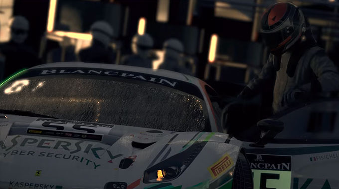 Assetto Corsa Competizione от Kunos Simulazioni