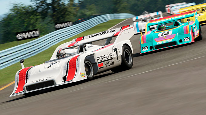 pCars 2: Выпуск дополнения Porsche Legends Pack