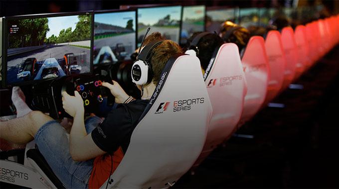 Стартует второй сезона кибер-чемпионата Формулы 1