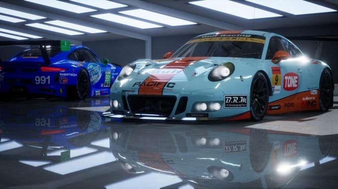 GTR 3 будет посвящена серии WEC