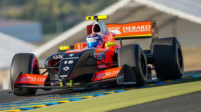 iRacing: Выпуск Formula Renault 3.5 в декабре