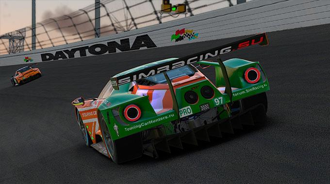 Завершился 7й этап чемпионата ORSRL GTE Championship 2019