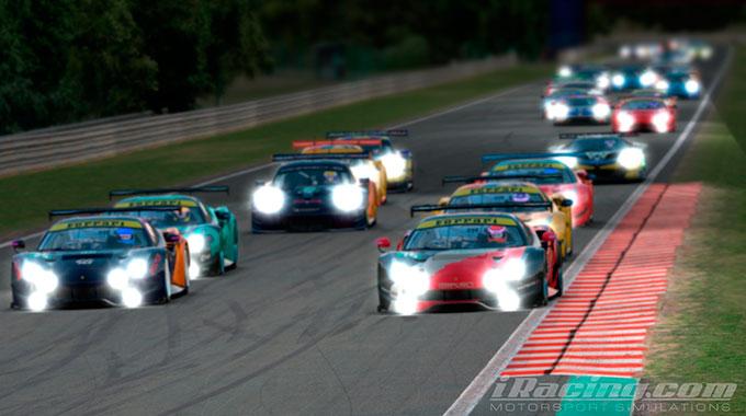 Восьмой этап чемпионата ORSRL GTE Championship 2019
