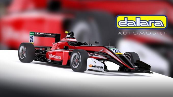 ORSRL Dallara F3 Championship 2020
