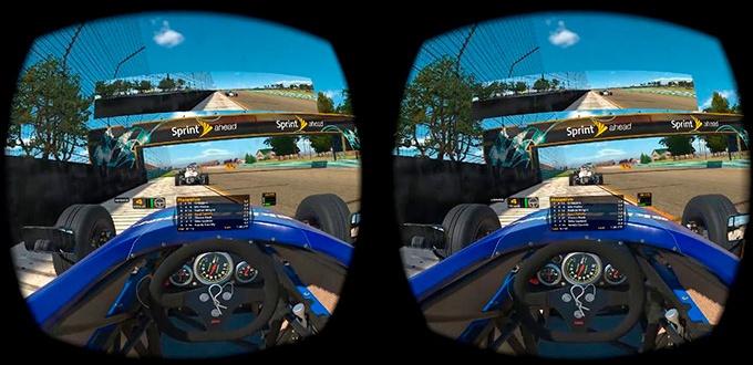 Настройка графики iRacing для VR