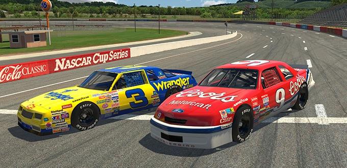 iRacing: Выпуск трассы North Wilkesboro Speedway