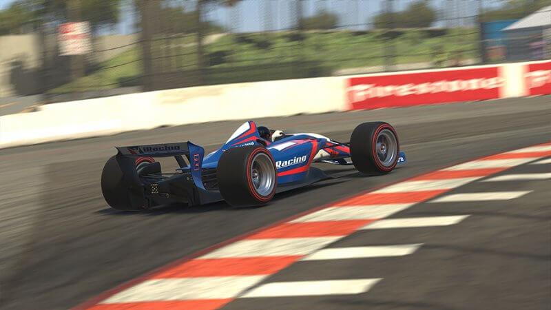 iRacing: Анонс автомобиля Dallara iR-01