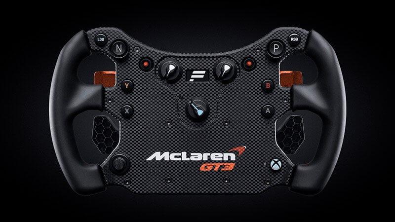 Fanatec CSL Elite McLaren GT3 V2