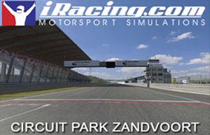 iRacing: новая трасса Circuit Park Zandvoort