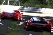 Gran Turismo 5 - видео с Северной Петли