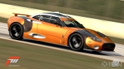 Forza Motorsport 3: релиз Exotic DLC Car Pack
