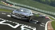 Gran Turismo 5: превью Mercedes SLS AMG