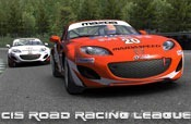 CIS Road Racing League - Первый сезон