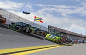 NASCAR Racing 2003: релиз трассы Talladega Revamped 2010 Chase Edition