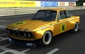 GT Legends: Релиз мода 1972 BMW 2800CS 2.0