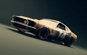 GT Legends: новая порция скриншотов Ford Mustang Boss 302