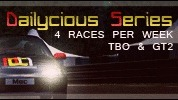 Live For Speed: объединенные чемпионаты Dailycious
