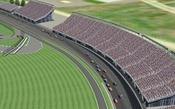 NASCAR Racing 2003: превью трассы Indianapolis Revamped 2010