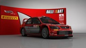Richard Burns Rally: релиз автомобиля Mitsubishi Lancer WRC 2005